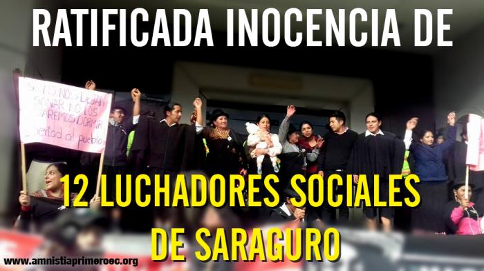 INOCENTES-SARAGURO